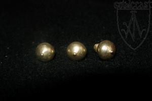 Spherical Buttons, 900-1500 A.D.