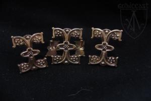 Siena X-shaped mounts 1340-1500 A.D.