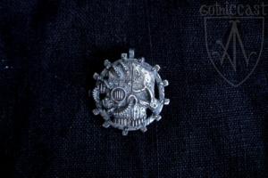 Mechanicus pendant