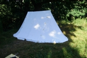 Medieval Tent (1.8m height)