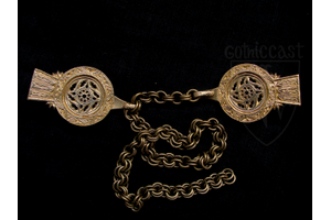 Medieval chain girdle 14-15th century
