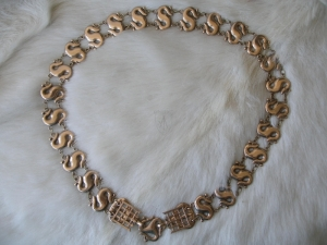 Collars, Necklaces and Chains