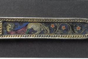 Baden-Baden belt set 1340-1420 A.D.