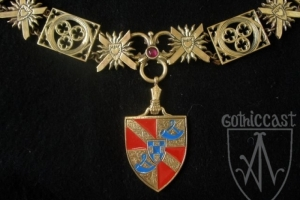 Burgundian Knight Collar