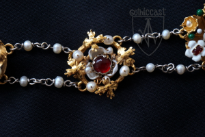 Cleveland necklace medallion 2