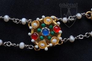 Cleveland necklace medallion 4