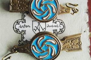 Сinquefoil chain girdle 14-15th century