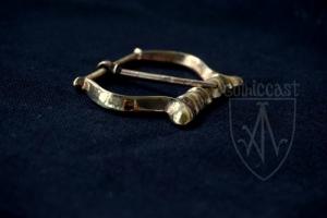 Ganza medieval buckle 1200-1460 A.D.