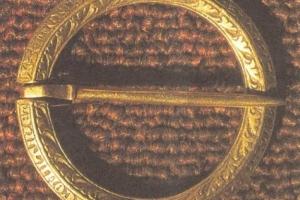 Hum fibula of 13-14th century