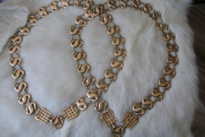 Two Collar of Esses