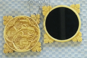 Medieval mirror case_back