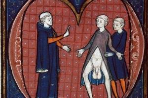 Medieval medcine tractat