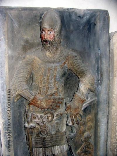 """""""Orlamunde"""" Medieval mount 1360-1440 A.D."""