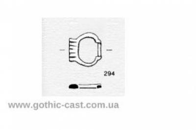 Buckle, 1100 AD - 1500 AD, Replica