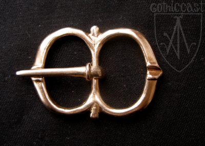 Brabant Buckle 1300 AD - 1500 A