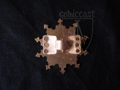 Fastener for Cloak 13-15 c