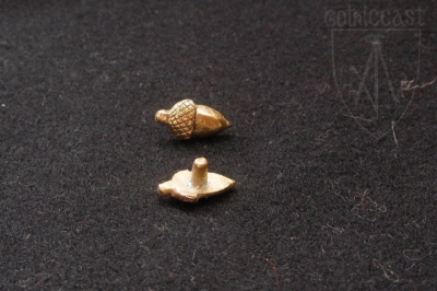 Acorn Belt mounts 1200-1500 A.D.