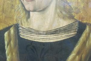 Garment eyelets late 15th century B-11