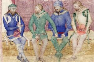 Guiron le Courtois 1370-1380