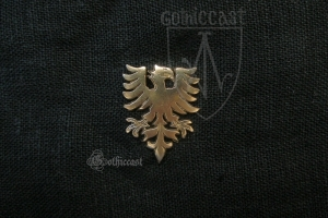 Heraldic eagle badge 14-15 с