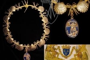 Knight Collar of Saint Michael