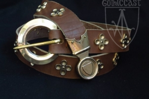 "Knight Belt ""Orlamunde"" 1300-1410 A.D."