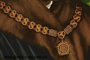 Portrait of Sir Thomas More with the Collar of Esses