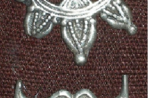 Slavic temporal rings Drevlianie 9-11 century