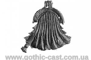 Purse Badge XIV-XV centuries. Western Europe