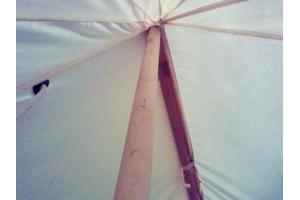Cotton Medieval Tent