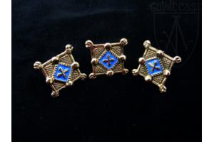 Belt mounts 14-15 century Western Europe EM-09_2
