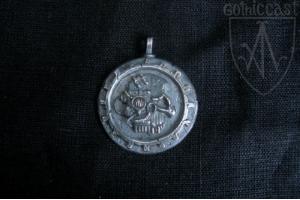 Mechanicus medallion