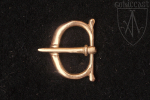 Brabant Buckle 1300 AD - 1500 AD