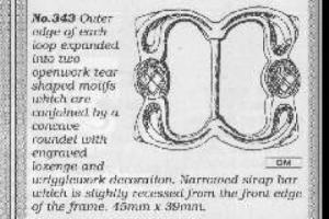 Stefortsire on the belt XIV- XV century