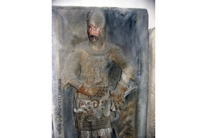 """Orlamunde"" Strap end 14-15th century"
