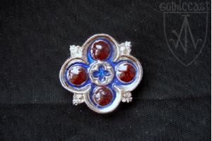 Flemish Brooch 14-15th century